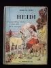 """"""" au1001choses """" Heidi  La merveilleuse histoire d' une ....1950"""