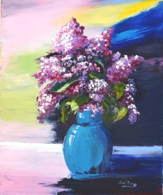 Bouquet de Lilas de Nad'Ev