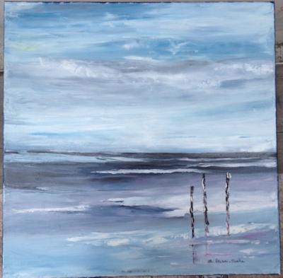 Une part de ciel - Chantal Frison Roche