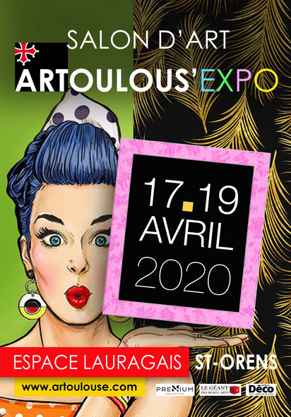 Artoulous'expo Avril 2020