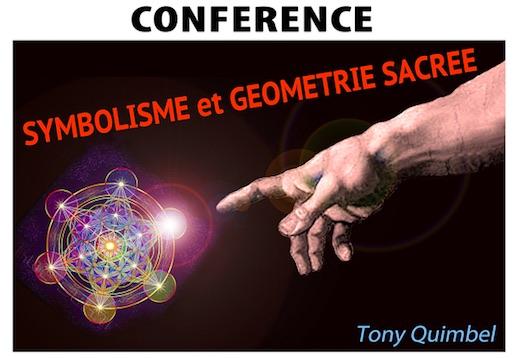 Conférence Symbolisme et Géométrie Sacrée