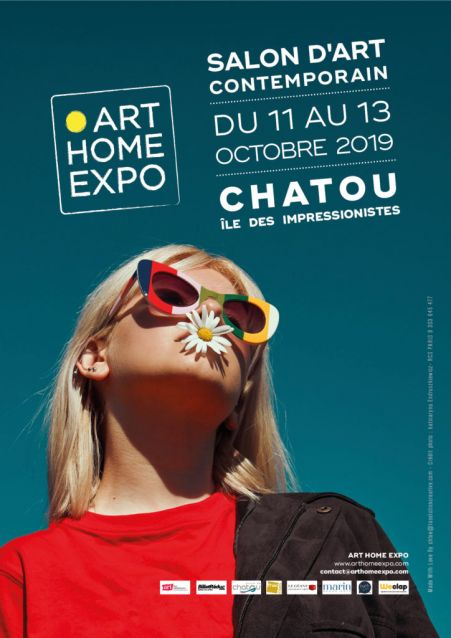 Affiche Chatou Oct 2019