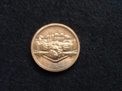 """"""" au1001choses """" Monnaie de Paris en Bronze  1927"""