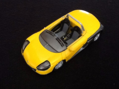 """ au1001choses ""   Renault Sport Spider"