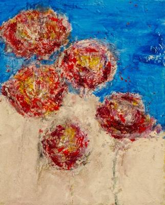 Cinc flors - par Didier Ventabren