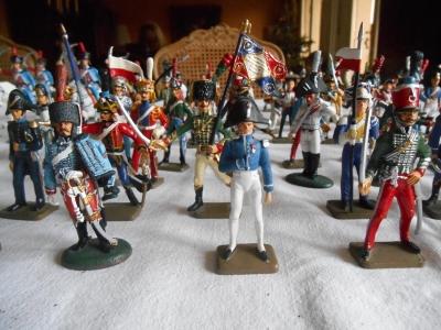 """Collection de 170 soldats de l'édition"""" Atlas """""""
