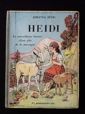 """"""" au1001choses """" Heidi  La merveilleuse histoire d"""