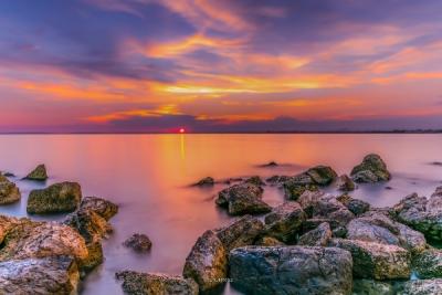 Brasier de mer et de ciel - Magie de Forme