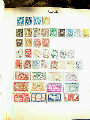 Collection Album Europe 1500 timbres avant 1950 grosse cote