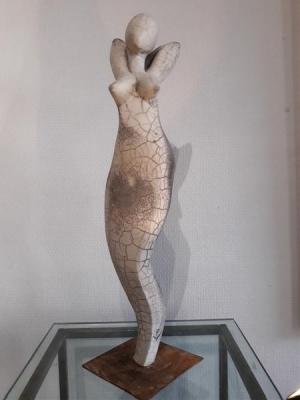 Femme debout - Véronique Persy