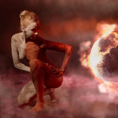 FIREWORLD - Claude Bastide