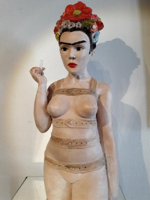 Frida - Véronique Persy
