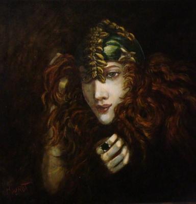 Guerrière - Marie-Jeanne Mourot