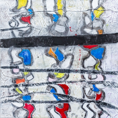 Interstices - par Didier Ventabren