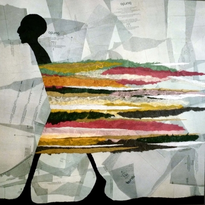 La fuite en Egypte - Richard Saint-Germain