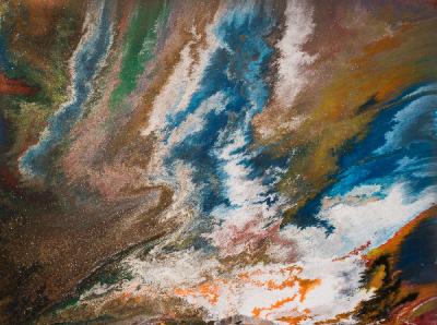 La terre vue du ciel - Eric David