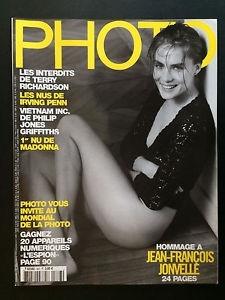 Lot de revues sur la photographie