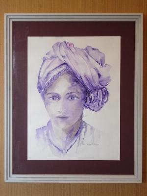Miel du Ténéré - Chantal Frison Roche