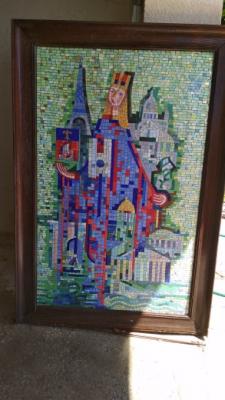 Mosaique d'André Hunebelle