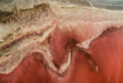 Sel rose en camargue - Magie de Forme